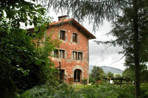 Casas rurales de bioconstrucción