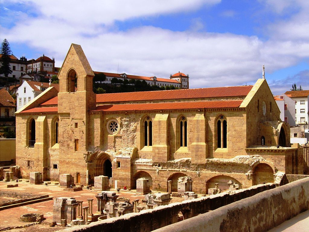 Monasterio de Santa Clara-a-Velha