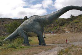 Paleoturismo: algunos destinos para amantes de los dinosaurios en España