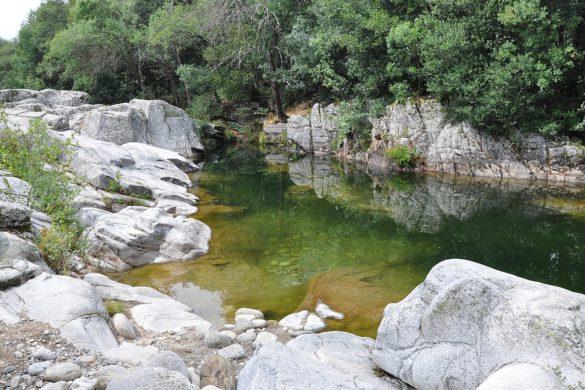 5 piscinas naturales donde refrescarse en la Sierra de Gredos