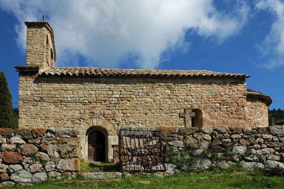 Descubriendo rincones: Sant Romà de la Clusa