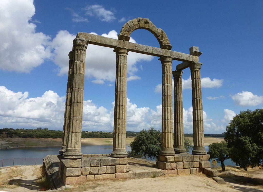 Ruinas Romanas de Talavera la Vieja