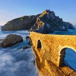 Gaztelugatxe, una ermita suspendida sobre el mar