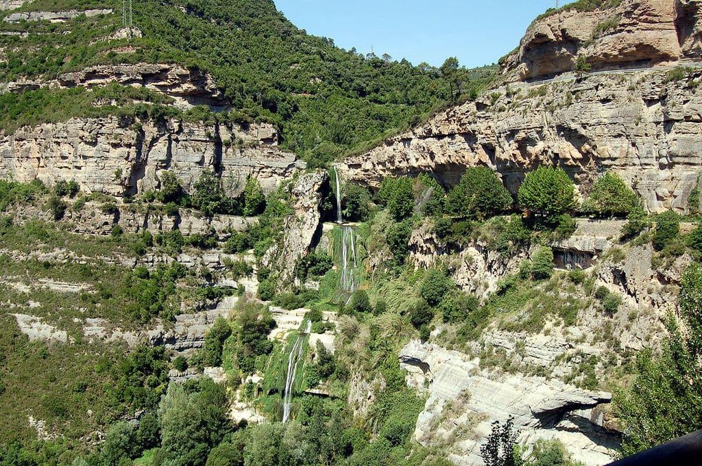 Cascada de Sant Miquel del Fai