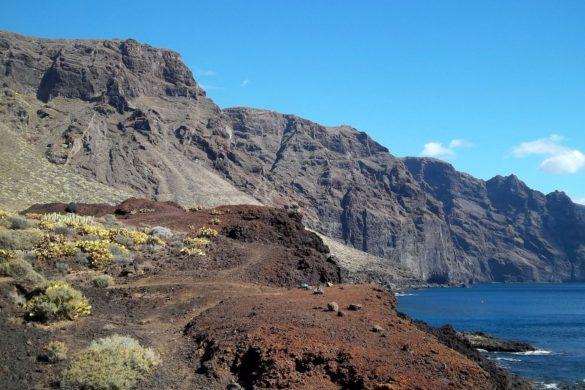 Tenerife, paisaje de Titanes