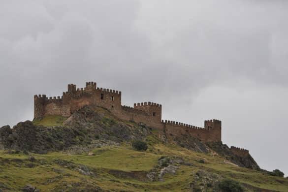 El Castillo de la Riba
