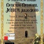 Cartel Mercado Medieval Jerica 2010