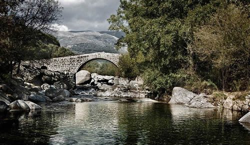 Turismo rural en la comarca de la vera for Casa rural jaraiz de la vera