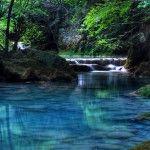 Nacedero río Urederra