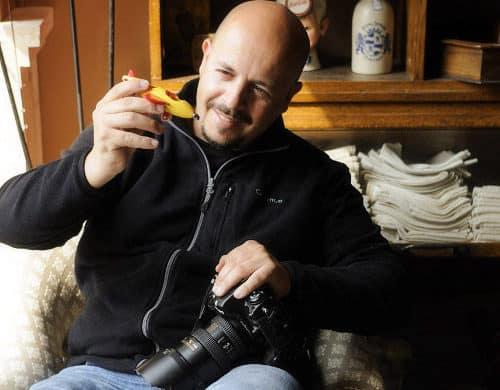 Rafa Pérez, el fotógrafo viajero