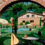 Casas rurales con jardín en Extremadura