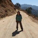 Carmen Teira en Nepal
