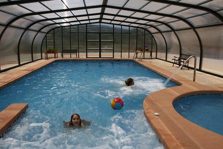 Casas rurales para ir con ni os for Casas rurales en asturias con piscina climatizada