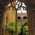 Claustro del monasterio de San Juan de los Reyes