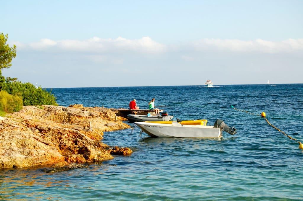 El hombre (los hombres) y el Mediterráneo.