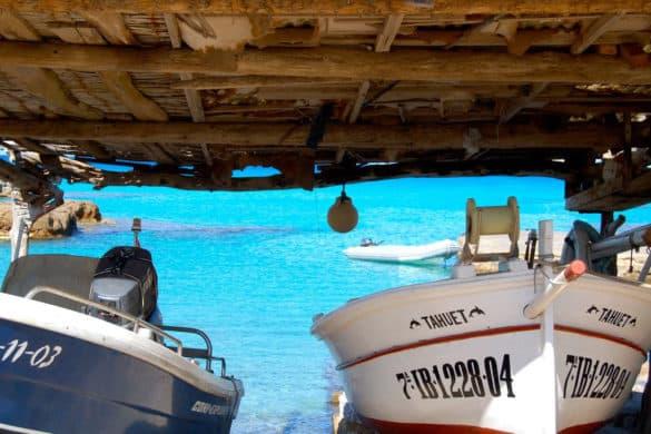 Formentera, el paraíso es un zapato