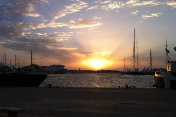 De Ibiza a Sant Antoni por Es Vedrà