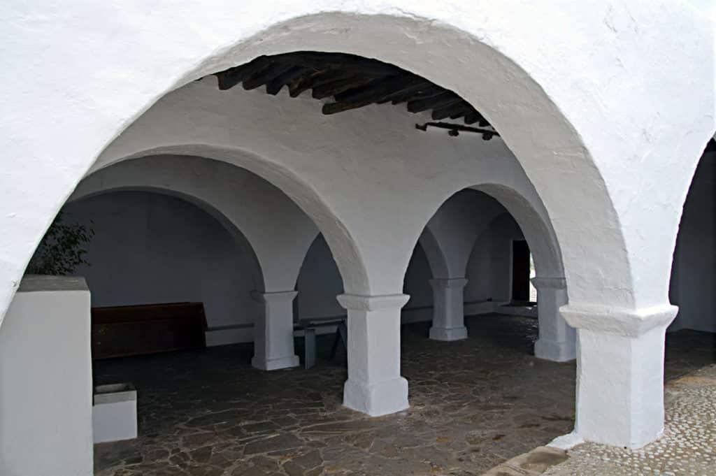 Iglesia del Puig de Missa en Santa Eulàlia