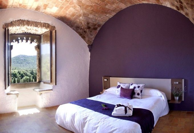 Casa rural Ses Garites en Girona
