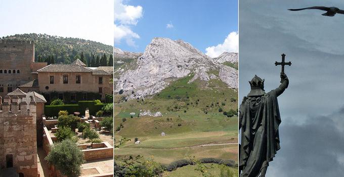 Favoritos de la Semana en EscapadaRural: Asturias y Granada