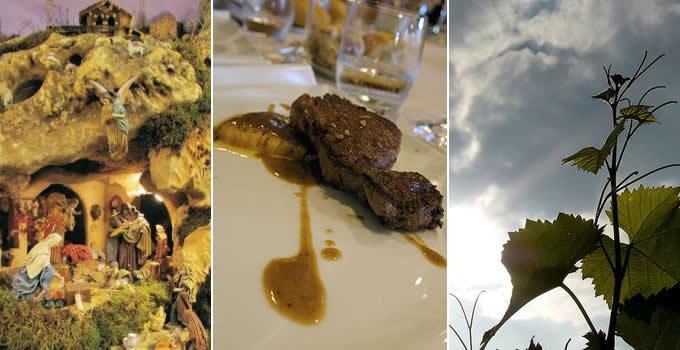 Trufiturismo, Ruta de los Belenes de Albacete y la Viticultura Heroica
