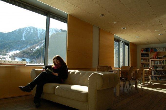 Biblioteca MónNatura Pirineus
