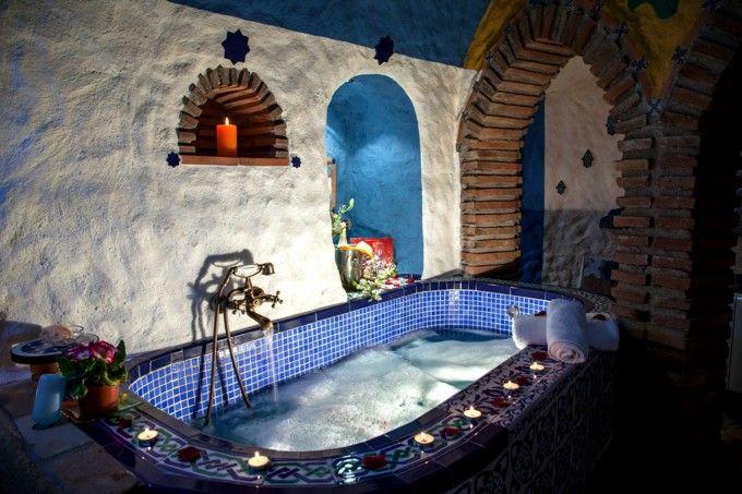 Casa Cueva Con Jacuzzi