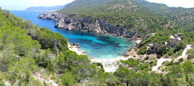 Cala d'en Serra en Ibiza