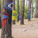 El Bosque pintado de Oma