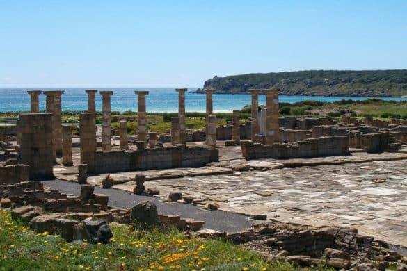 Baelo Claudia, la Roma peninsular frente al mar de Tarifa