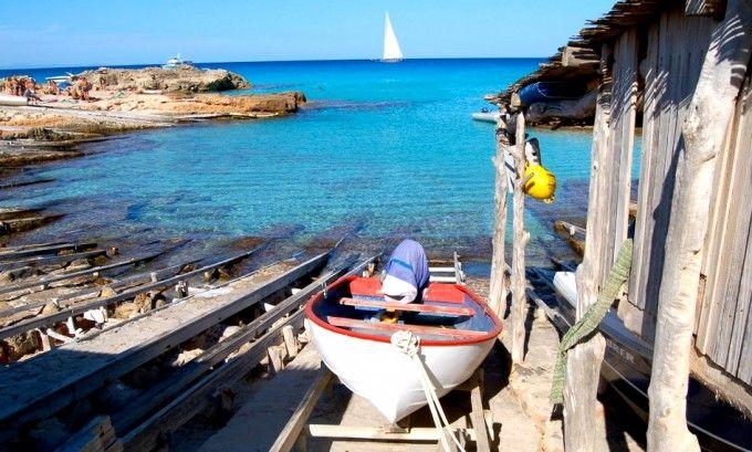 Es Caló de Formentera