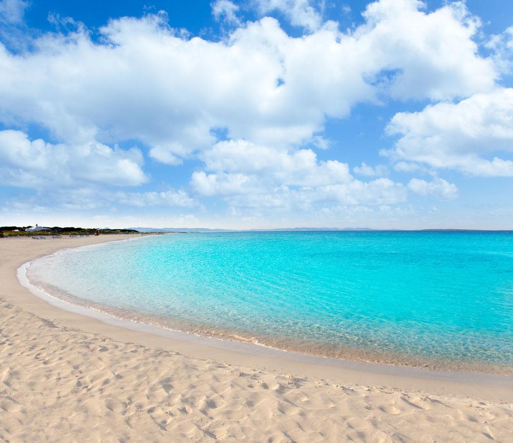 Resultado de imagen de playa la savina puerto