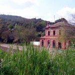 6 estaciones de tren convertidas en casas rurales