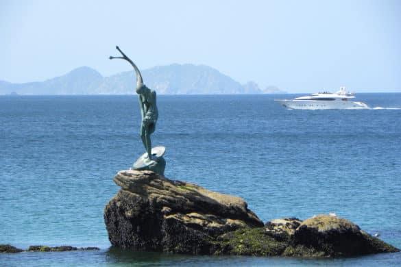 Monumentos en nuestras playas