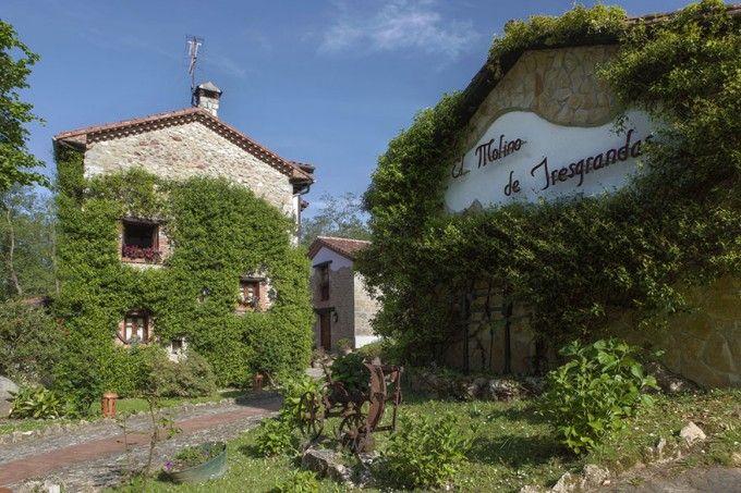 El Molino de Tresgrandas casa rural en Asturias
