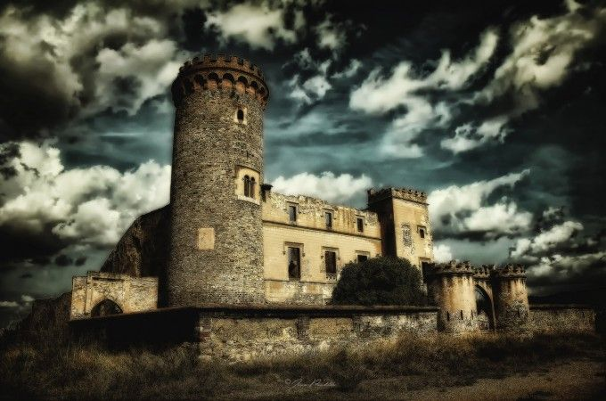Castillo Colonia Güell