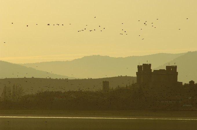 Los 12 castillos medievales más guerreros de España