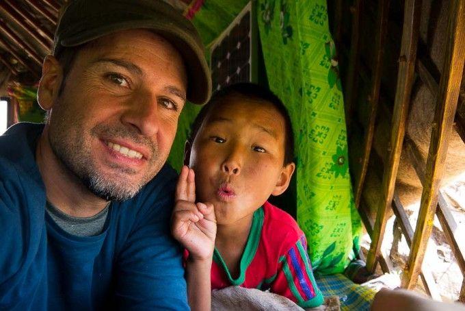 José David Jurado de Comer, viajar y amar