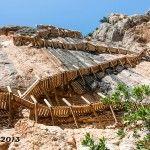 Escaleras de Mont-rebei