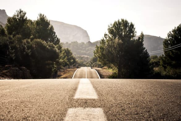20 canciones para una escapada en coche