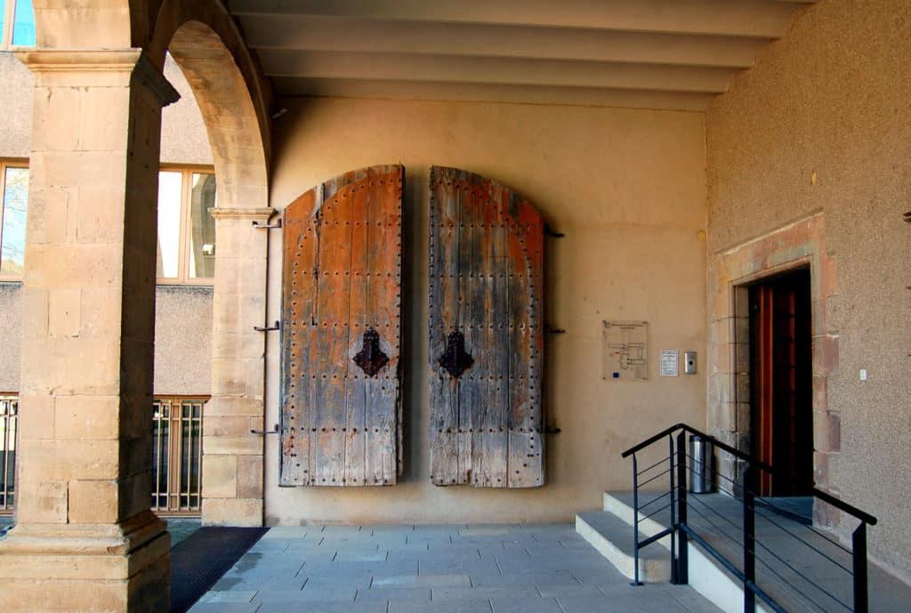 Puertas abiertas y hospitalidad en Avellanes