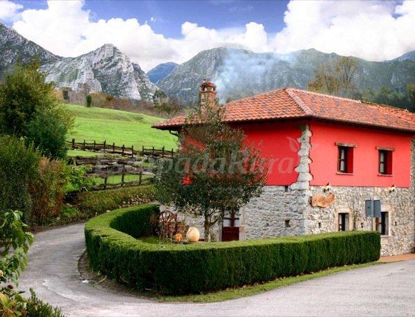 El himno de asturias sonar en los timbres de todas las - Casas rurales diferentes ...
