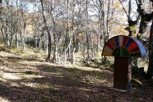 La Senda Ursi, un museo al aire libre en Palencia