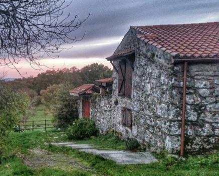 Casa rural Caserío da Castiñeira