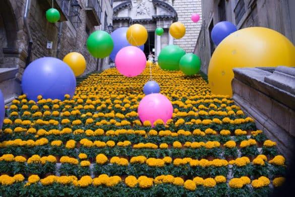 35 imágenes para enamorarse del Festival de las Flores de Girona