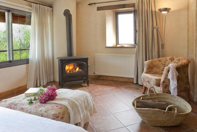 Rel jate en tu habitaci n con decoraci n r stica hogar - Decoracion habitacion rustica ...