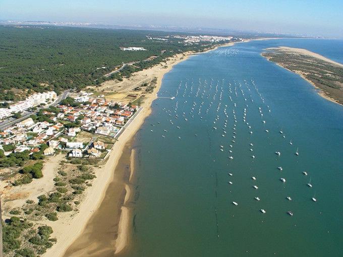 Playa Nueva Umbría Flecha del Rompido