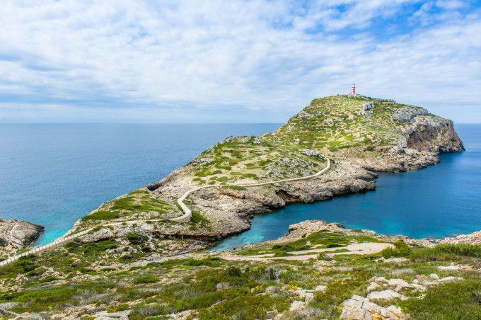 Faro de Cabrera. Balears
