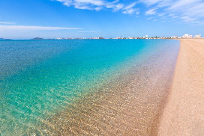 Playa Paraíso. Murcia