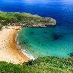Playa de Ballota. Asturias